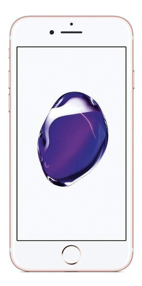 Apple iPhone 7 32 GB Ouro rosa