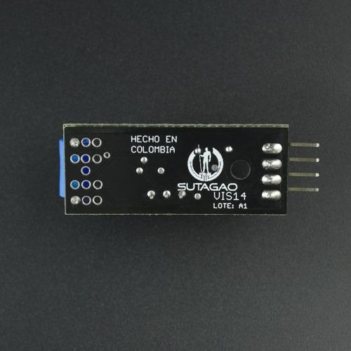 Módulo Sensor Digital De Vibración Sw420 - Sutagao