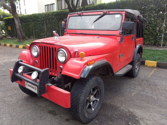 Jeep Willys J2