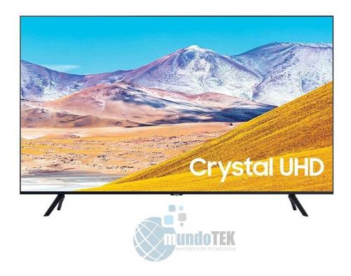 Samsung Smart Tv 65 4k 65tu8000 Crystal Garantia Samung 1año