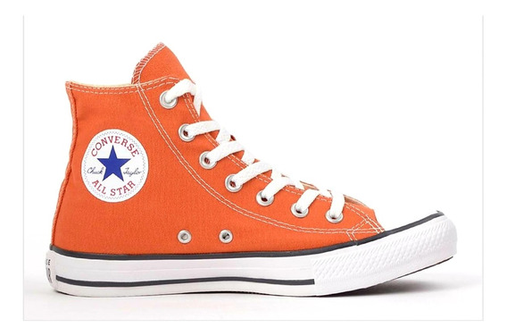 Tênis Converse Chuck Taylor All Star Vermelho Ferrugem
