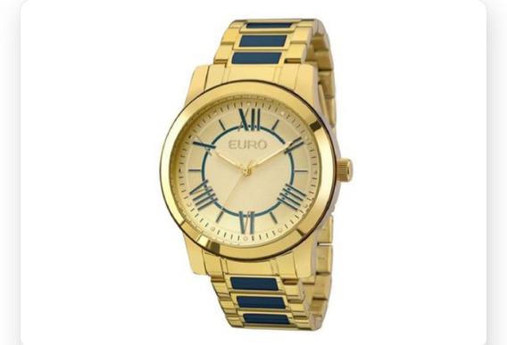 Relógio Fashion Euro