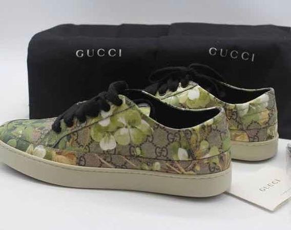 Tenis Gucci 100% Originales