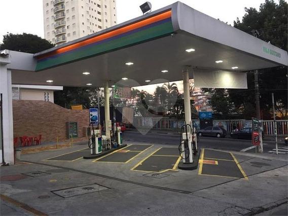 Posto De Gasolina Fechado Vila Gustavo - 267-im476323