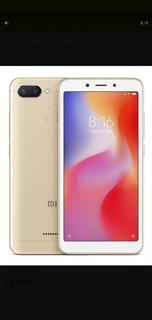 Xiaomi Redmi 6 Dual Sim 64 Gb Dourado 4 Gb Ram