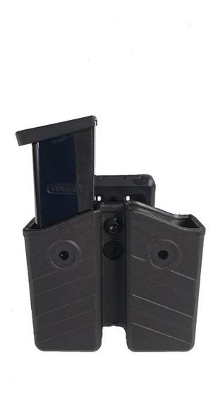 Porta Cargador Tactico Polimero Nivel 2 Rot 9/40 Molle