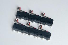 Kit 6 Interruptores Chaves De Fim De Curso * Promoção *