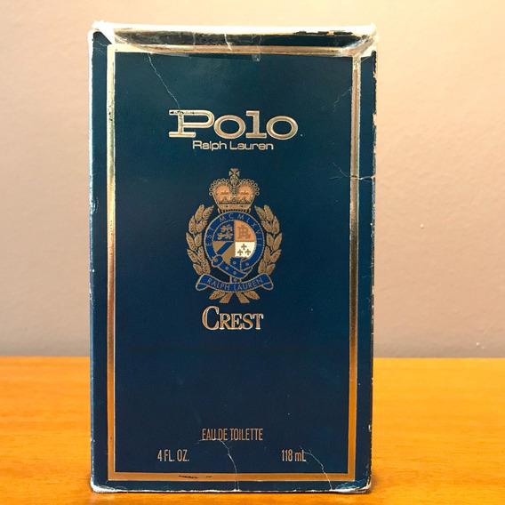 Ralph Lauren Polo Crest (raro) | Marvinarantes