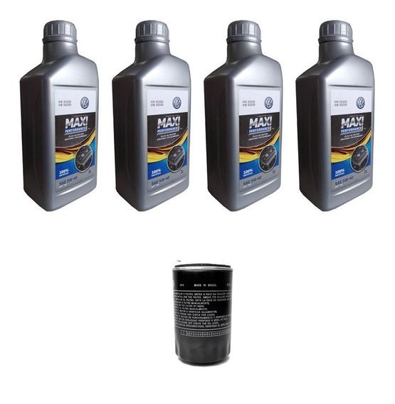 Oleo Castrol 5w40 502 00 Original Vw G052167r2