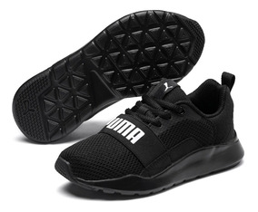 Tênis Puma Wired Kids - Original