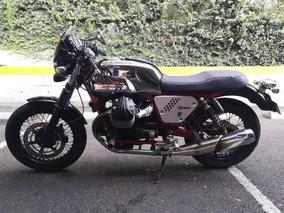 Moto Guzzi V7 Racer Edition 750