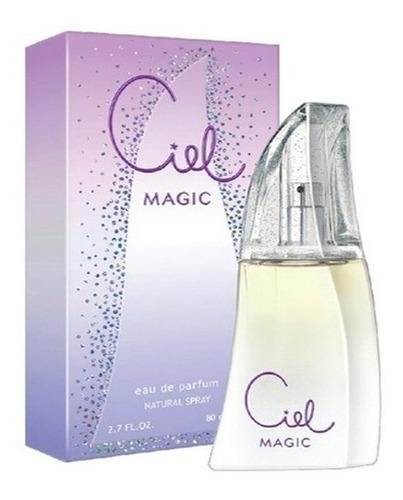 Imagen 1 de 2 de Perfume Colonia Mujer Niñas Ciel Magic 80ml Edp Original