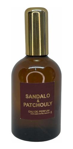 Imagen 1 de 2 de Patchouli Con Sandalo Locion Concentrada 120ml 13 Cm