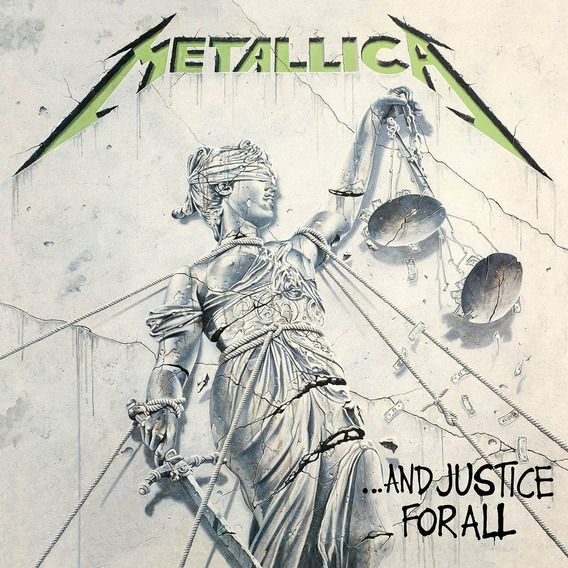 Cassette : Metallica - And Justice For All (remastered)
