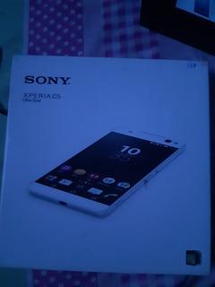 Celular Sony 5 Na Caixa Tela Grande 6 Leia Descricap