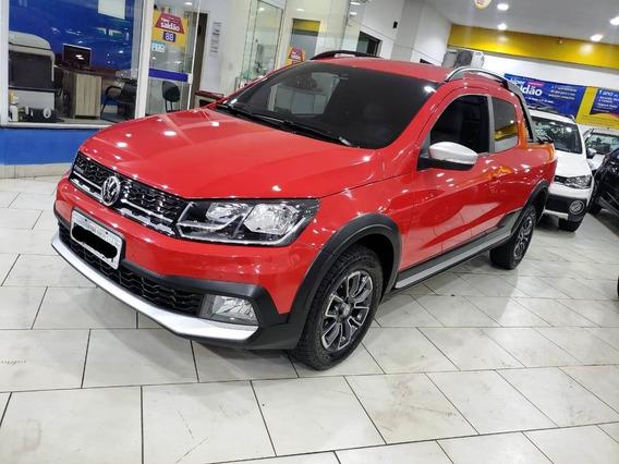 Volkswagen Saveiro Cross Cd 1.6 Flex