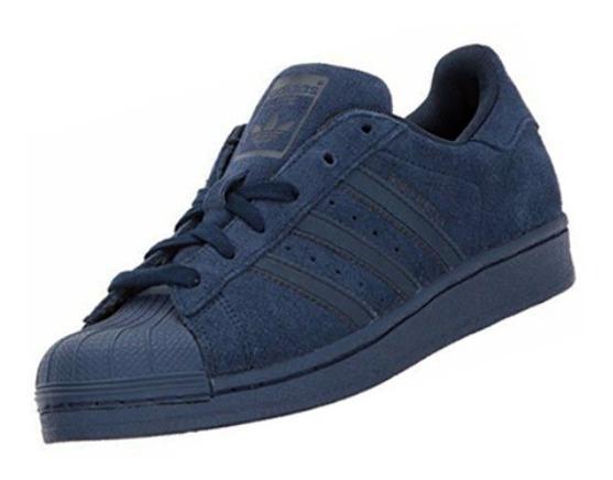 Zapatillas adidas Superstar Blue Talle 5,5 Uk # Bb8137 H