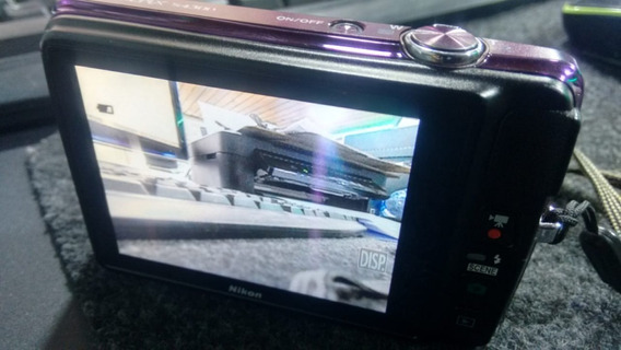 Câmera Fotográfica Nikon S4300 Semi-nova Funcionando Tudo Ok