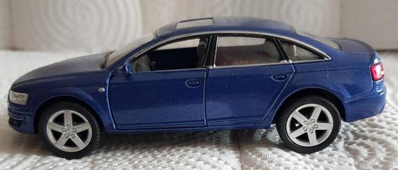 Auto Kinsmart Audi A6 Juguete Colección 1/38 Metal Rdf1