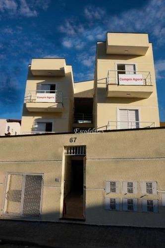 Apartamento Em Vila Gustavo, São Paulo/sp De 32m² 1 Quartos À Venda Por R$ 180.000,00 - Ap874527