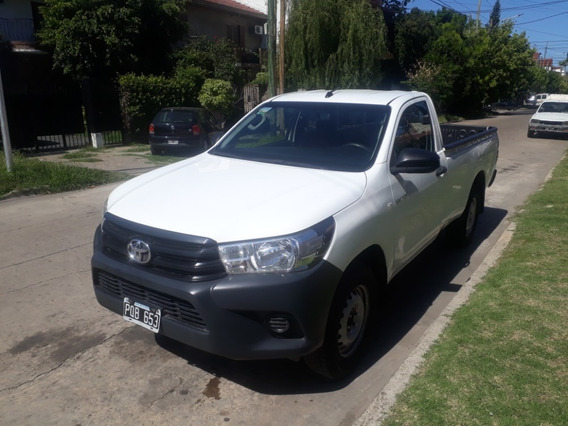 Toyota Hilux 1916 Cabina Simple 4 X 2