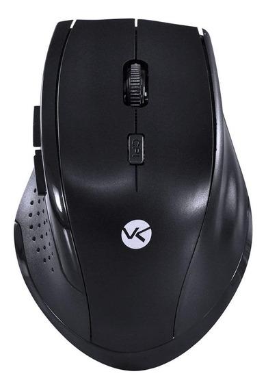 Mouse para jogo sem fio Vinik DM120 preto
