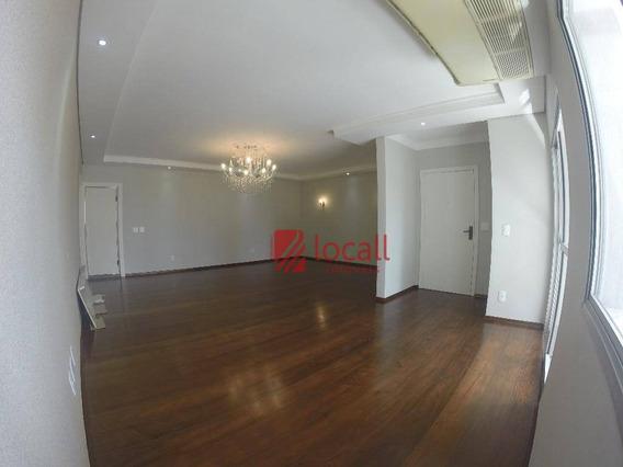 Apartamento Residencial À Venda, Vila Redentora, São José Do Rio Preto. - Ap0804