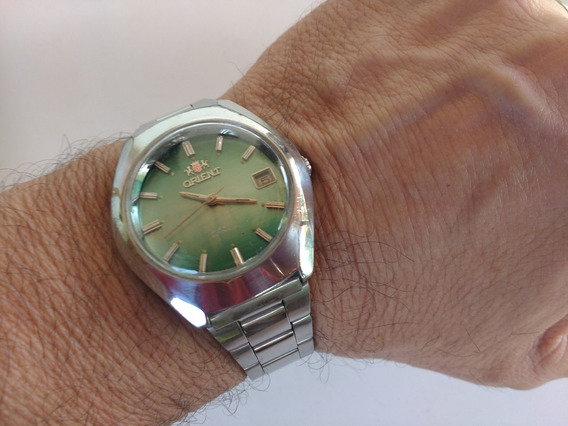 Relógio Orient Automático Excelente Parece Novo Revisado