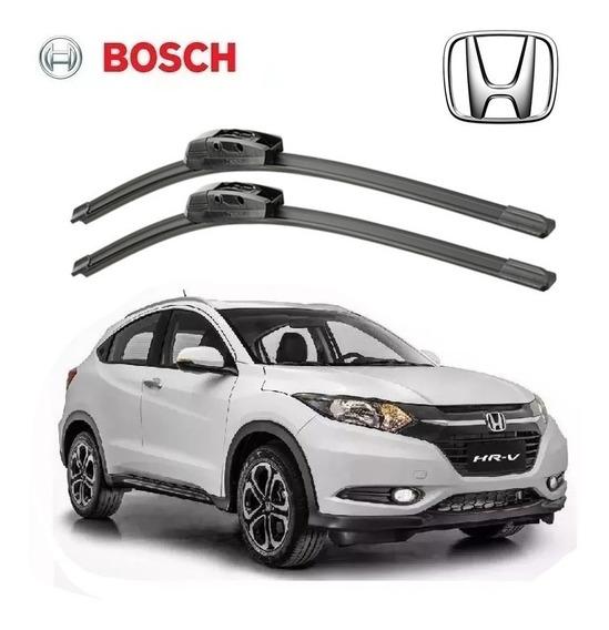 Palheta Limpador Bosch Honda Hr-v 2015 2016 2017 2018