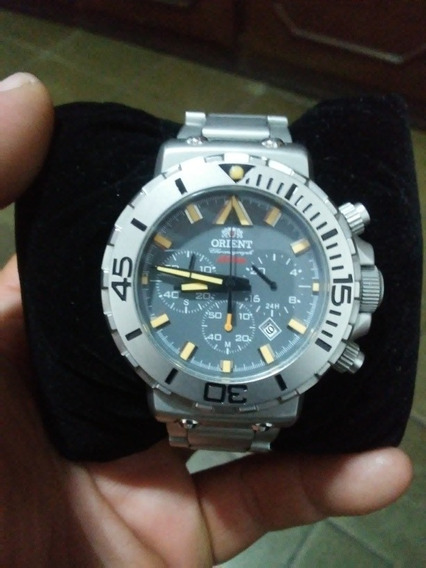 Relógio Orient Cronograph 200mt