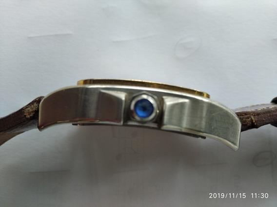 Relógio Cartier Santos ¿ Original.automático. Aniversário..