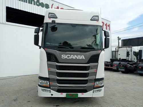Scania R 500 6x4 2019 R500 R450 R510 S620 Volvo Fh 540 2651