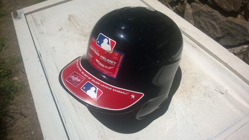Casco Rawlings Para Softball Y/o Baseball Beisbol