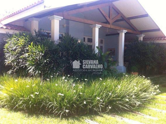 Casa Residencial Para Locação, Cond. Vila Real, Itu - Ca1080. - Ca1080