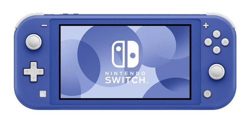 Imagen 1 de 2 de Nintendo Switch Lite 32GB Standard color  azul