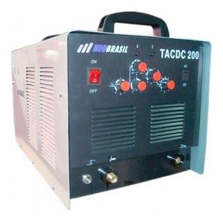 Inversora De Solda Eletrônica Tig 200a Monofásica Neobrasil
