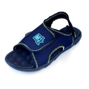 Sandália Neopreme Molekinho Menino | Marinho/azul | 2400