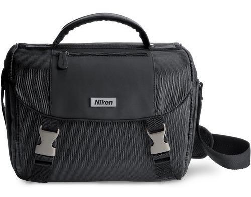 Estuche Funda Maletin Para Camara Mediana Marca Nikon