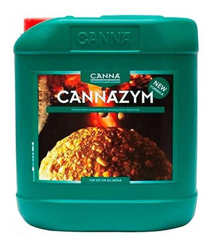 Imagen 1 de 3 de Aditivo Fertilizante Canna Cannazym 5l