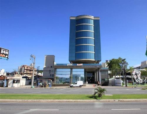 Imagem 1 de 17 de Sala Comercial Com 41 M² Ao Lado Da Oab - Sa0404