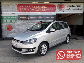 Volkswagen Suran 1.6 Highline 2015 Rpm Moviles