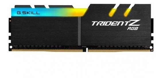 Memoria Gskill Trident Z Rgb Pc4 24000 Ddr4 8gb 3000 Mhz