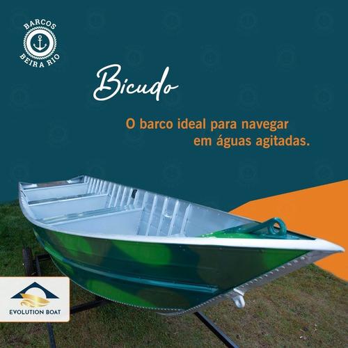 Botes De Aluminio Beira Rio Tibagi 600