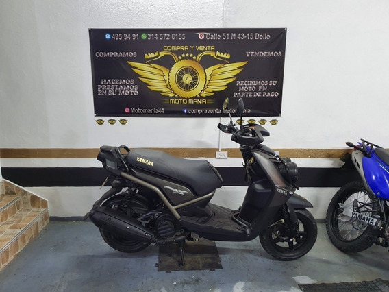 Yamaha Bws X 125 Batman Mod 2017 Papeles Nvos Trasp Incluido