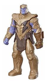 Novo Boneco Marvel Thanos End Game 30 Cm Hasbro