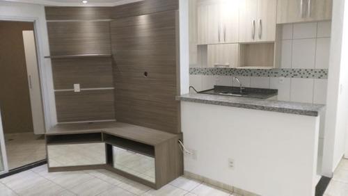 Imagem 1 de 30 de Apartamento Com 2 Dormitórios À Venda, 65 M² Por R$ 330.000,00 - Parque Novo Mundo - São Paulo/sp - Ap2320