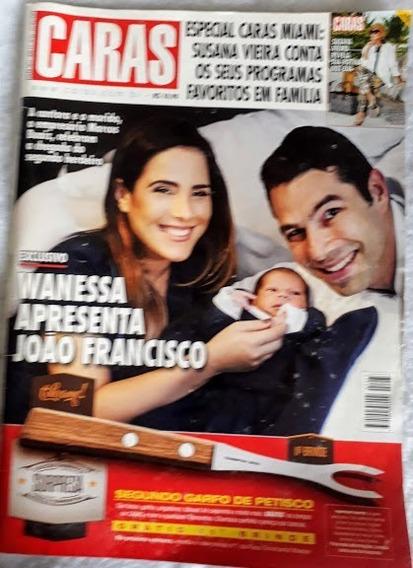 Coleção 5 Revistas Caras Socialites & Celebridades 2013-2014