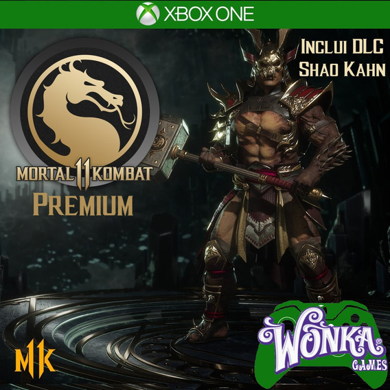 Mortal Kombat 11 Premium Offline Xbox