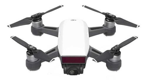 Mini drone DJI Spark con cámara Full HD alpine white