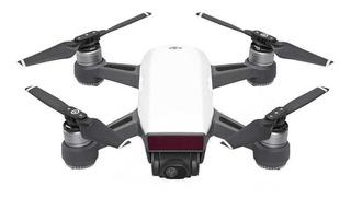 Drone DJI Spark con cámara HD alpine white